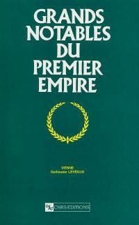 Grands notables du premier Empire. Volume 21, Vienne