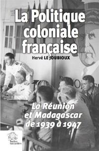 La politique coloniale française