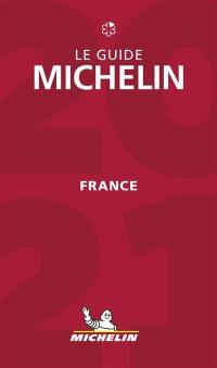 France, le guide Michelin 2021