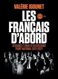 Les Français d'abord
