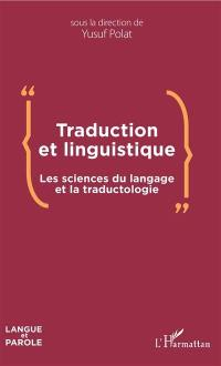 Traduction et linguistique