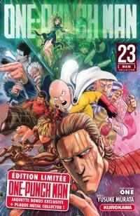 One-punch man. Vol. 23
