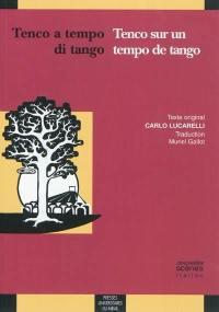 Tenco a tempo di tango = Tenco sur un tempo de tango
