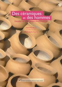 Des céramiques et des hommes