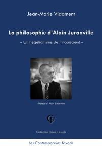 La philosophie d'Alain Juranville