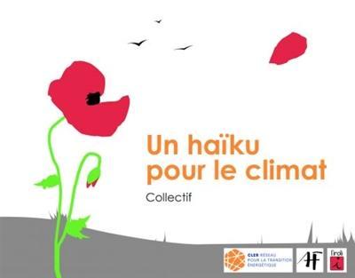 Un haïku pour le climat