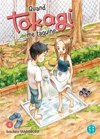 Quand Takagi me taquine. Volume 4,