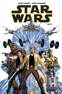 Star Wars. Volume 1, Skywalker passe à l'attaque
