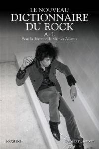 Le nouveau dictionnaire du rock, A-L