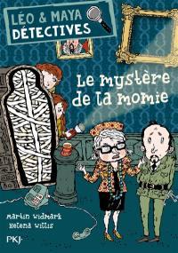 Léo & Maya. Volume 10, Le mystère de la momie