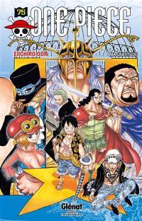 One Piece. Volume 75, Ma gratitude