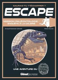 Mission paléontologie