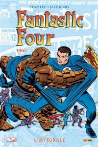 Fantastic Four. Volume 4, 1965