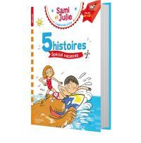 5 histoires spécial vacances