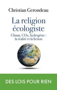La religion écologiste