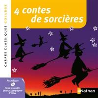 4 contes de sorcières