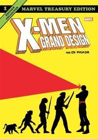 X-Men grand design. Volume 1,