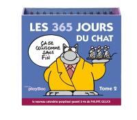 Les 365 jours du chat. Volume 2,