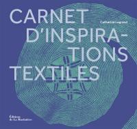 Carnet d'inspirations textiles