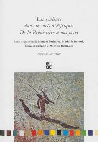 Les couleurs dans les arts de l'Afrique