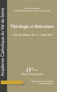Théologie et littérature