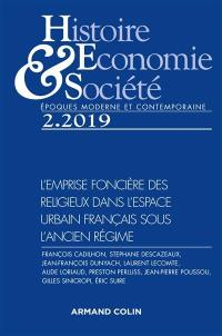 Histoire, économie & société. n° 2,