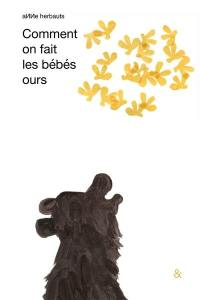 Comment on fait les bébés ours