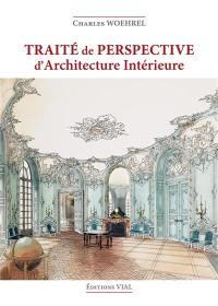 Traité de perspective d'architecture intérieure