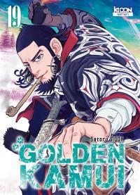 Golden kamui. Volume 19,