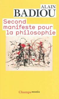 Second manifeste pour la philosophie