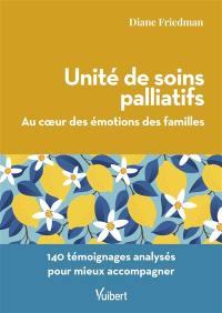 Unité de soins palliatifs