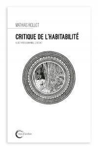 Critique de l'habitabilité