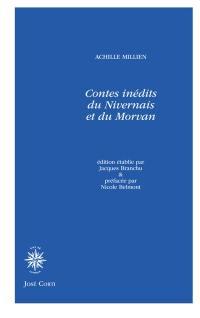 Contes inédits du Nivernais et du Morvan