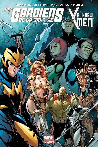 Les gardiens de la galaxie vs All-new X-Men, Le procès de Jean Grey