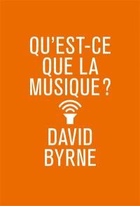 Qu'est-ce que la musique ?