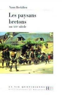 Les paysans bretons au XIXe siècle