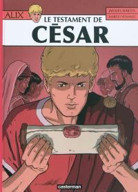 Alix. Volume 29, Le testament de César