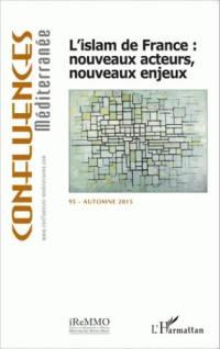 Confluences Méditerranée. n° 95, L'islam de France
