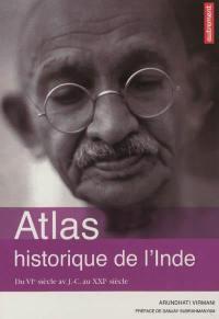 Atlas historique de l'Inde