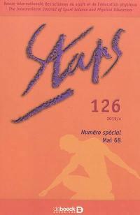 Staps. n° 126, Numéro spécial mai 68