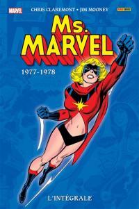 Ms. Marvel. Volume 1, 1977-1978