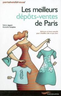 Les meilleurs dépôts-ventes de Paris