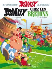 Une aventure d'Astérix. Volume 8, Astérix chez les Bretons