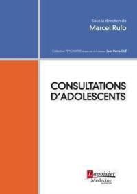 Consultations d'adolescents