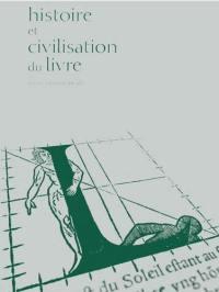 Histoire et civilisation du livre. n° 10, Où en est l'histoire des bibliothèques ?