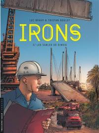 Irons. Volume 2, Les sables de Sinkis