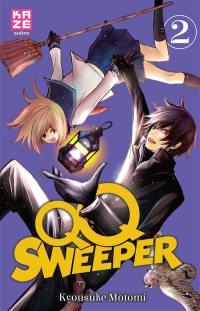 QQ sweeper. Volume 2,