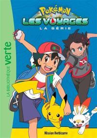 Pokémon. Volume 2, Mission Herbizarre