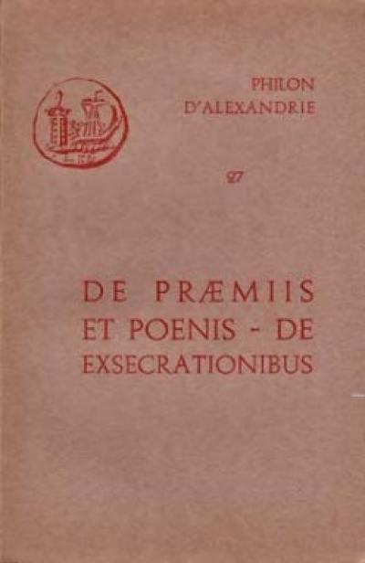 De praemiis et poenis; De exsecrationibus