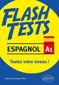 Espagnol A1, flash tests